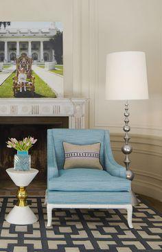 91 best Living Rooms by Jonathan Adler images on Pinterest ...