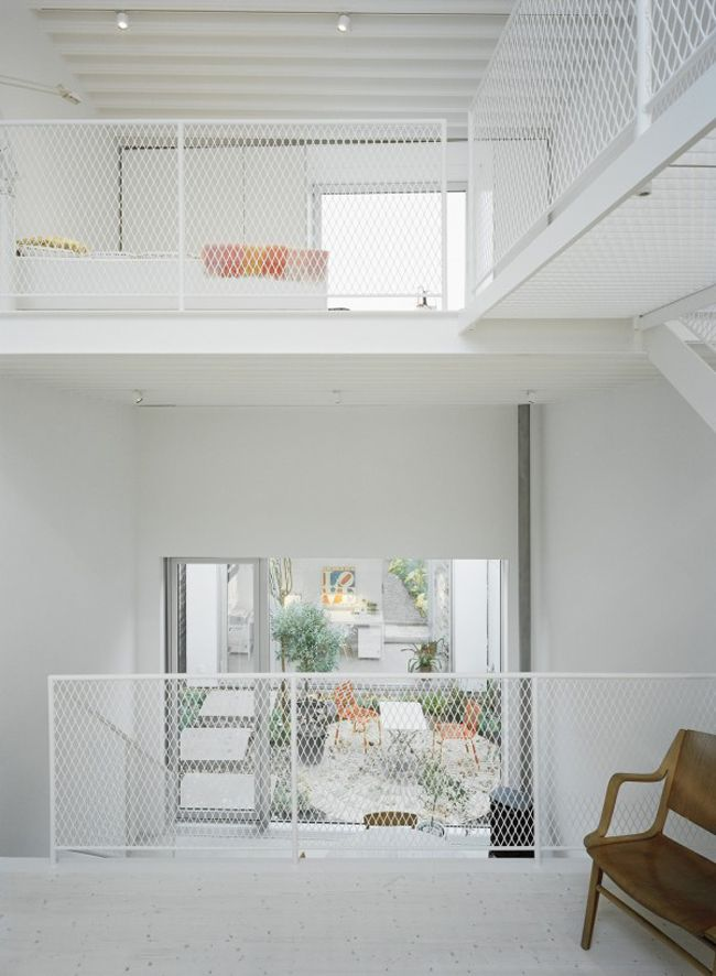 Swedish Townhouse Living by Elding Oscaron | Featured on sharedesign.com.