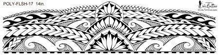 polynesian arm band tattoo, google search