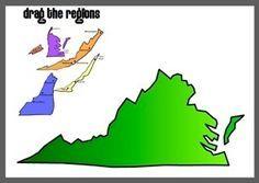 Virginia Trekkers - Great Virginia Studies Activities!