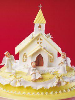 Pasteles Decorados   Especial   Celebraciones religiosas   Utilisima.com