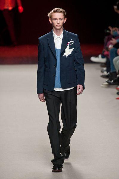 Mode à Paris FW 2014/15 – KRISVANASSCHE See all the catwalk on: http://www.bookmoda.com/sfilate/mode-a-paris-fw-201415-krisvanassche/ #paris #fall #winter #catwalk #menfashion #man #fashion #style #look #collection #modeaparis #krisvanassche