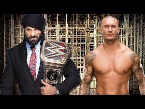 WWE punjabi ...live Rendy Orton vs  Jindar Mahal