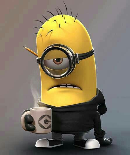 minion coffe