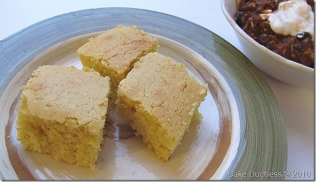 Grandmother's Buttermilk Cornbread | Savory Breads | Pinterest
