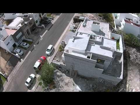 Residencial el Refugio Ecoladrillos - YouTube