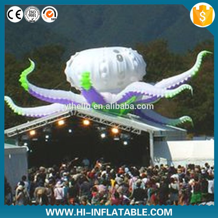 Inflatable Kraken Slide: 233 Best Images About Little Mermaid Costumes On Pinterest