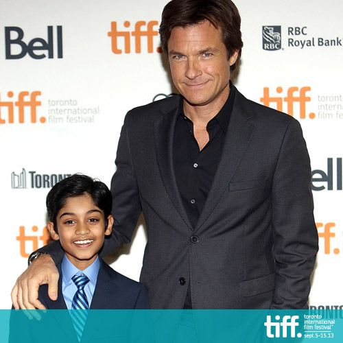 Jason Bateman and Rohan Chand attended #TIFF13 for their film BAD WORDS.