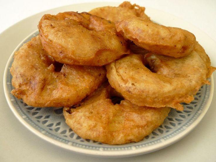 Glutenvrije appelbeignets