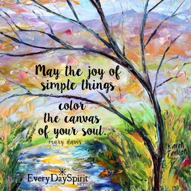 Color Your Canvas! Xo Get The App Of Beautiful Wallpapers At ~  Www.everydayspirit