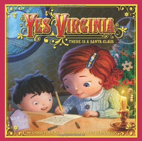 Yes, Virginia: There Is a Santa Claus:Amazon:Books