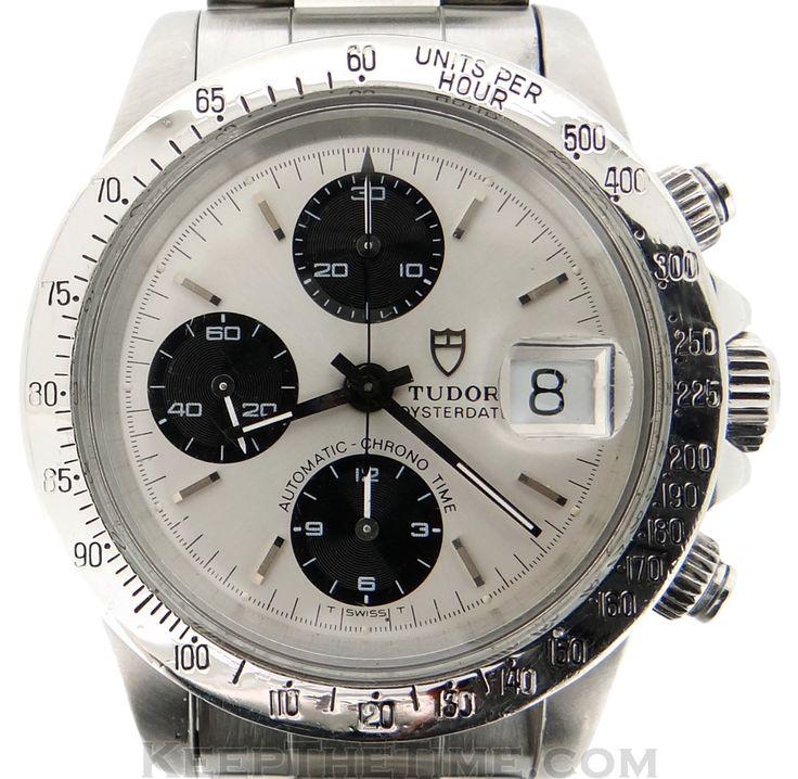 Tudor Rolex 79180 Big Block Daytona Oysterdate Chronograph