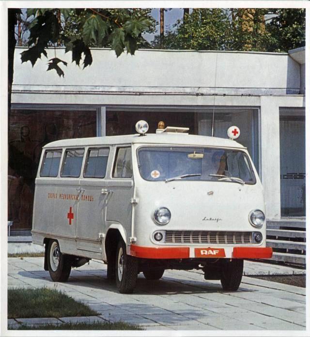 1969 RAF 977IM