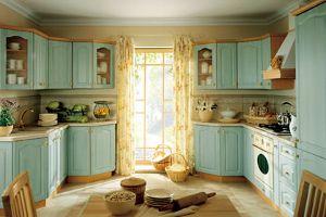 Rustikální kuchyně - ilustrace č. 4