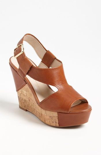 Free shipping and returns on Franco Sarto 'Xenon' Wedge Sandal (Special Purchase) at Nordstrom.com. A leather-wrapped cork wedge adds contemporary interest to a slingback sandal with a cushy footbed.