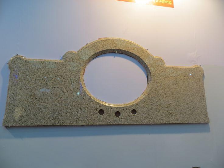Newstar Yellow Granite Top Newstar Solid Surface Kitchen Granite Countertop