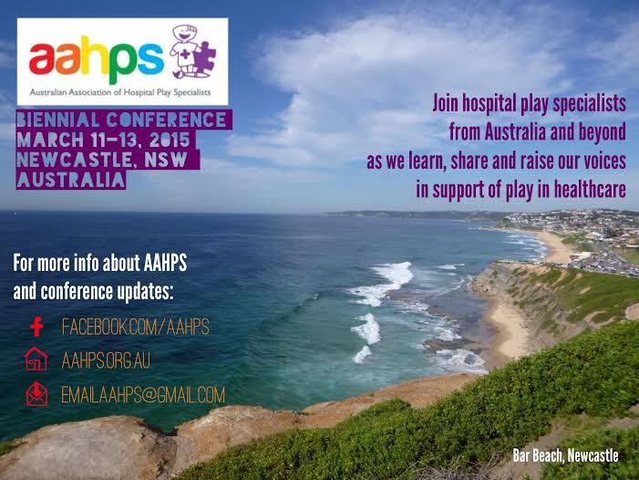2015 AAHPS conference, March 11-13th in Newcastle Australia