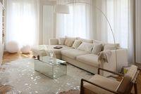 Un salon détente en résine tressée - 20 meubles pour se relaxer dans le jardin - CôtéMaison.fr