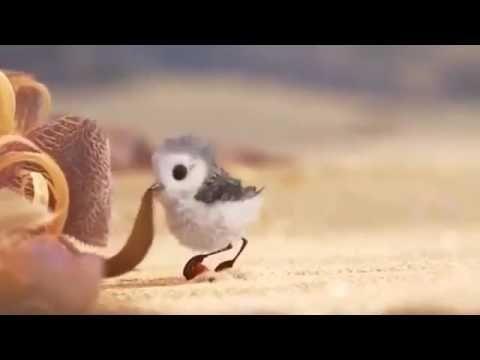 Growth mindset - Pixar movie Piper