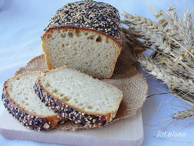 Ala piecze i gotuje: Chleb na owsiance