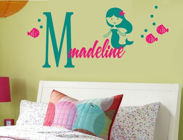 123 best Names vinyl wall images on Pinterest | Vinyl wall decals ...