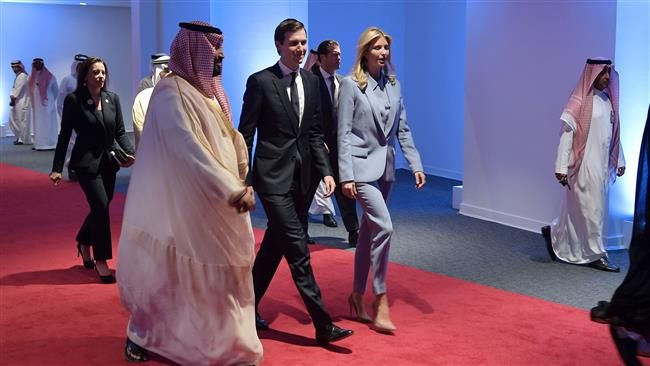 Jared Kushner, the Jewish senior adviser and son-in-law of US President Donald Trump, has reportedly taken a secret trip to Saudi Arabia, marking his  third visit to the monarchy this year.