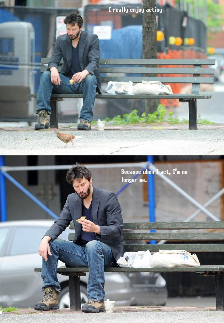 Keanu Reeves has had a hard life. Father who is a heroin dealer runs off on his…