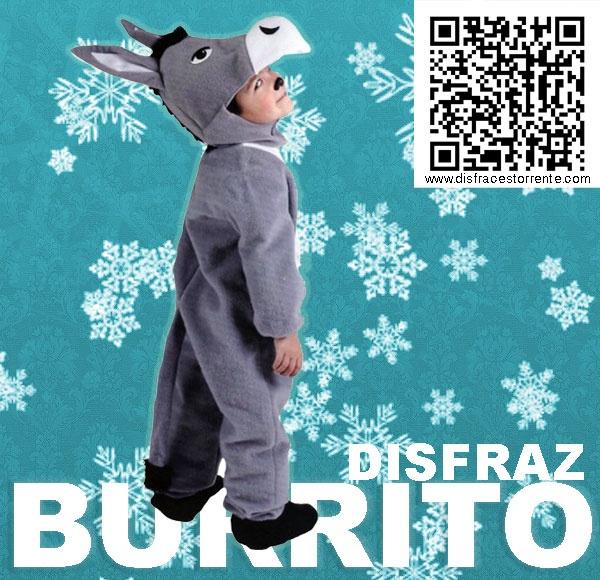 Disfraz de Burro o Mula.