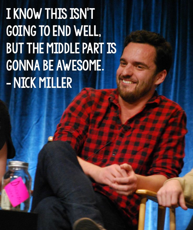 Nick Miller Quotes from New Girl