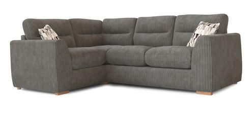 Right Hand Facing 2 Seater Corner Sofa Boom | DFS