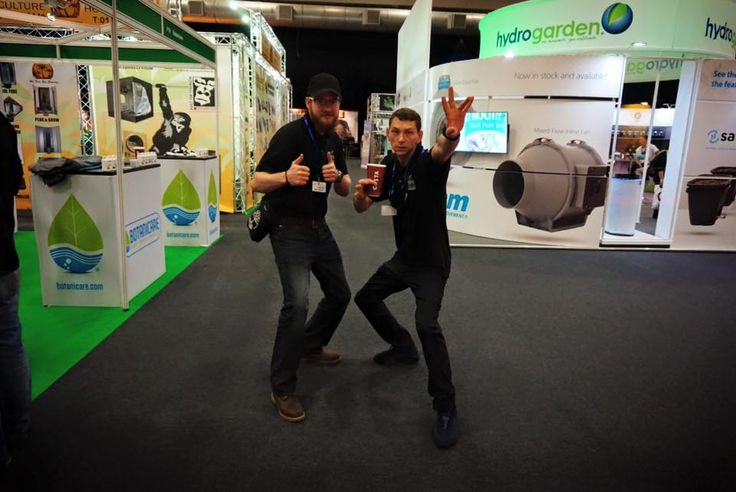 Home Grown Expo Coventry | Hydroponics Show