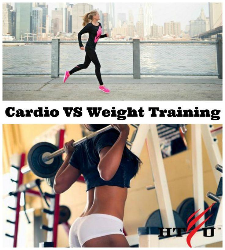 differenza cardio allenamento pesi migliore per dimagrire