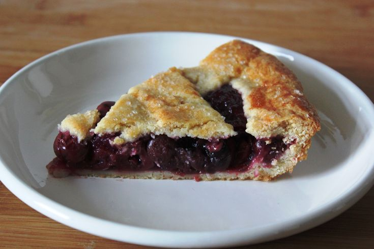"Cherry ""Linzen""Pie"