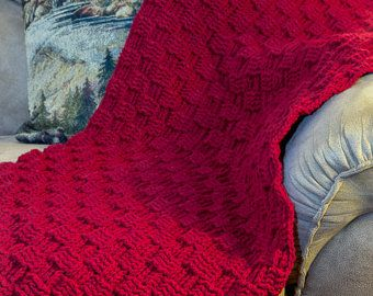 Crochet blanket or throw