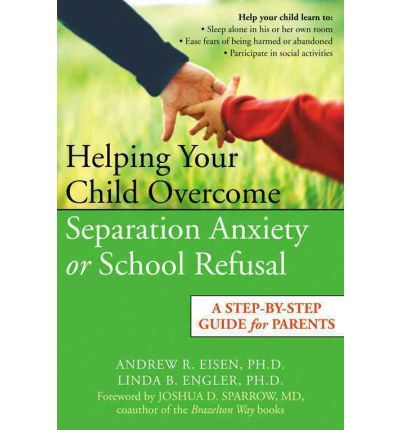 This step-by-step handbook offers parents effective techniques for dealing with normal separation anxiety issues, separation anxiety disorder (SAD), and school refusal. With their unique approach to the problem, the authors give parents the tools they need to make real progress with these issues.