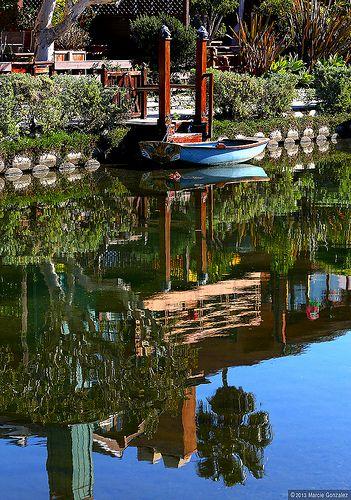 Marina del Rey, California; photo by Marcie Gonzalez