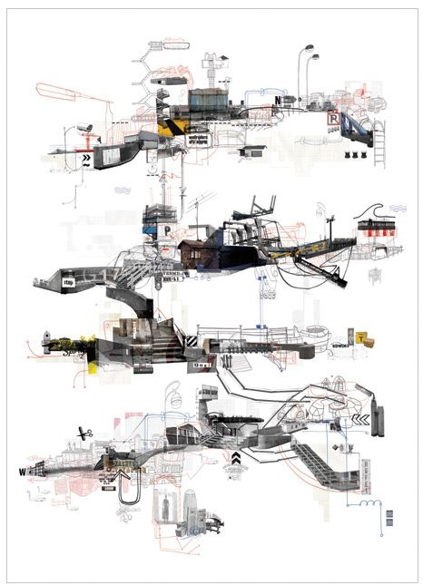 34 Best Architecture Massing Diagrams Images On Pinterest