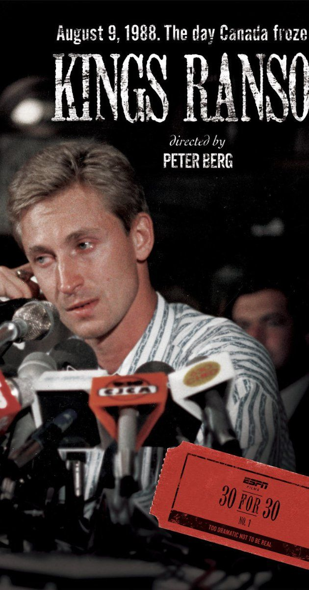 Directed by Peter Berg.  With Peter Berg, Walter Gretzky, Wayne Gretzky, Jim Hill. Peter Berg's documentary on Wayne Gretzky, his decision to leave Edmonton for Los Angeles, and that decision's effects on hockey and its fans.