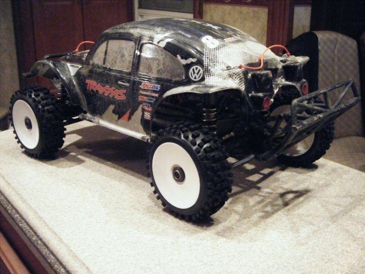 Slash 4x4 bug body