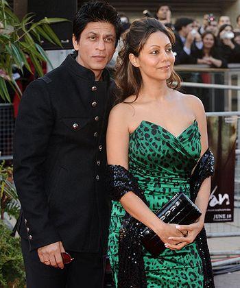 shahrukh khan wife - Google Search
