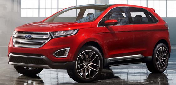 2016 Ford Edge Titanium Release Date | Ford Focus Release