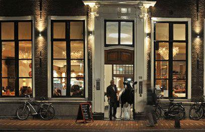 De Entree van Koetjes en Kalfjes Leiden.