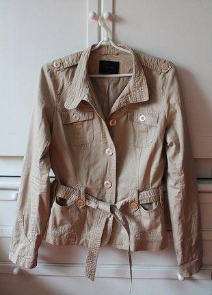 Krótka jesienna kurtka kurteczka katana S Vero Moda