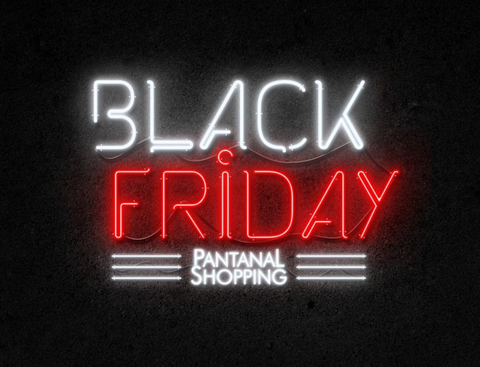 Consulter ce projet @Behance : « Black Friday - Pantanal…