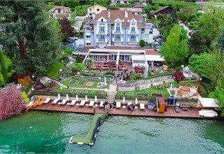 Photo gallery yoann conte hotel restaurant, Annecy