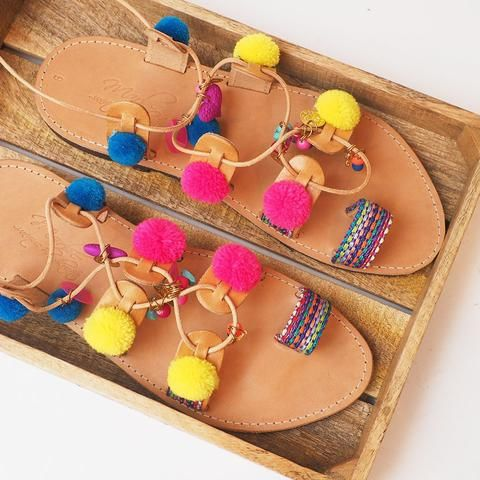 Give your pretty feet an awesome look by wearing our beautiful, handcrafted Balinese sandals. At Callixto, we have the best collections of Balinese sandals for you to select. Visit our online store today to view this product and place your orders. You can also dial +852 2427 8555 to place your orders directly and for answers of your queries.
