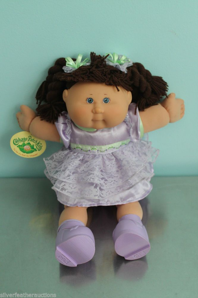 Cabbage patch baby