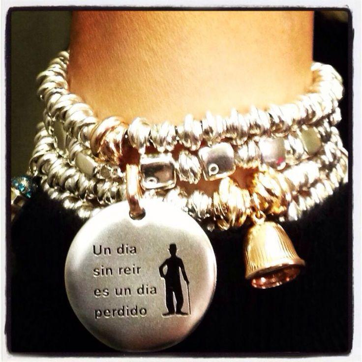 Bracciali CIVITA bracelet queriot little coin rose gold love silver fashion beautiful moda regalo jewellery