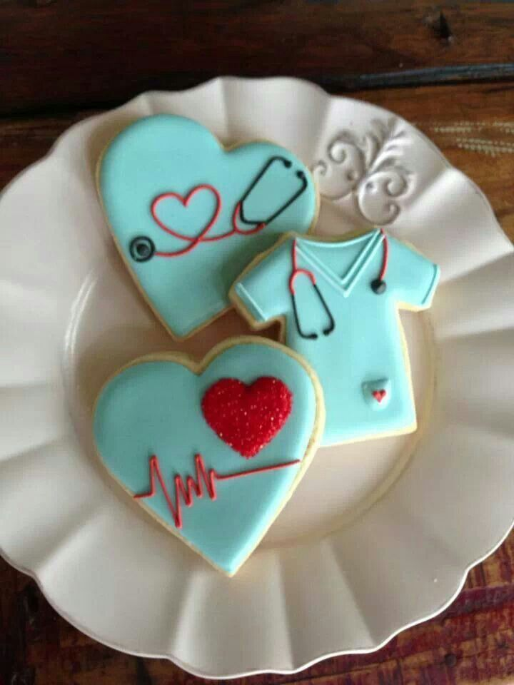 Nurse's cookies.wonderful!!!