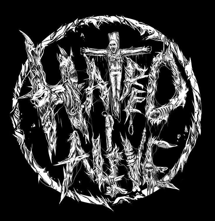 Hatred alive logo